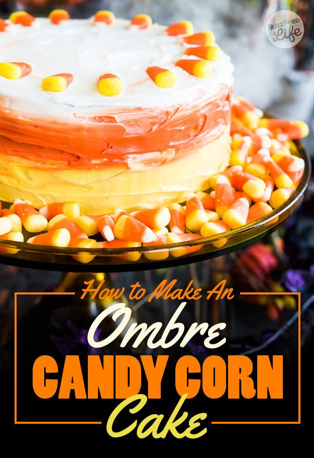 "A secretly easy centerpiece for your cute and crafty Halloween party. This is one of <a href=""http://www.buzzfeed.com/lindsayhunt/spooky-scary-halloween-treats"">7 cute and easy treats</a> to make for Halloween."