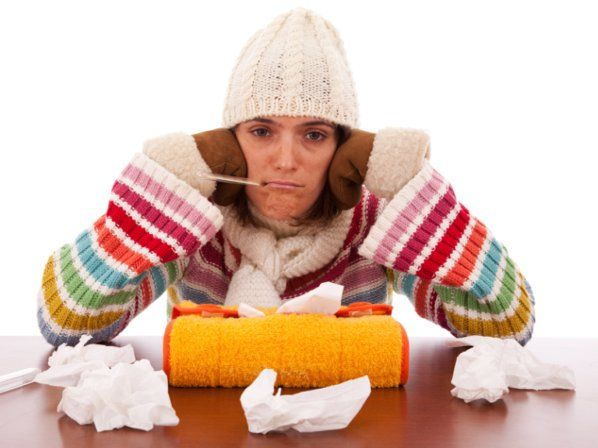 Para aliviar la gripe