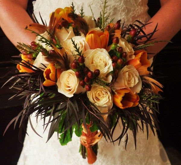 Brown Wedding Flowers: 17 Best Images About Wedding Greenery