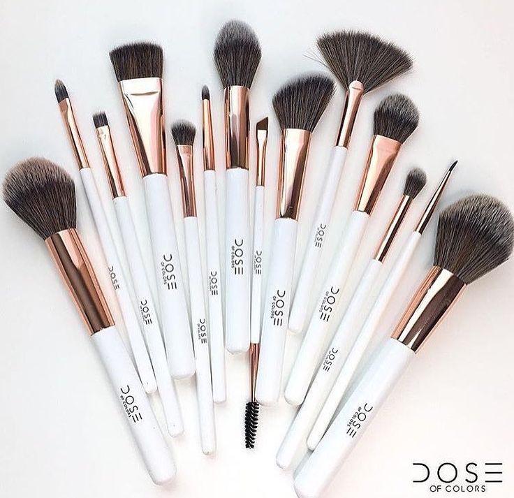 Dose of Colors Brush кисти для макияжа