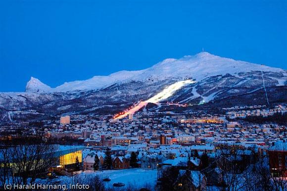 Narvik, Norway, Scandinavia