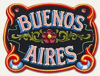 I had the pleasure of having Alfredo make me something in 2000. El Fileteado Porteño - Fileteado.com, Fileteado Porteño de Alfredo Genovese