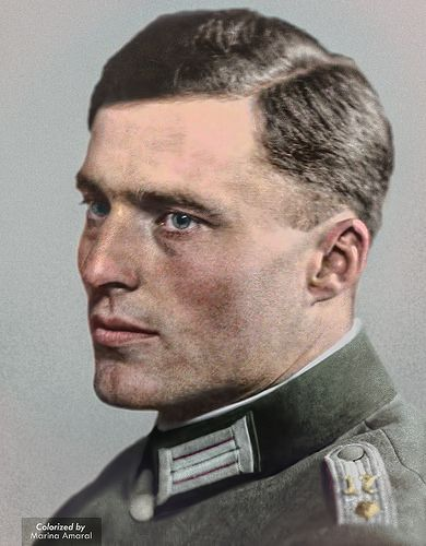 Col Claus Schenk Graf von Stauffenberg | On 20 July 1944, a … | Flickr