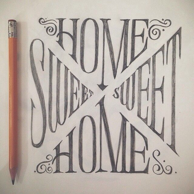 Home Sweet Home by Scott Biersack