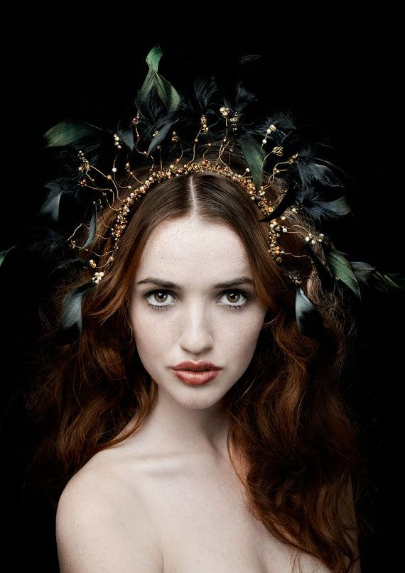 The Queen. Charlotte's mother undisguised as a full elemental. Force to be reckoned with, family first, connected with nature.
