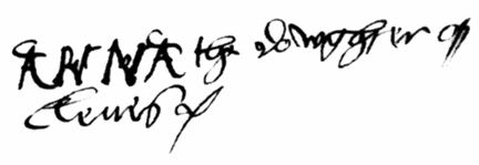 39 best signatures images on pinterest lettering for Tudor signatures