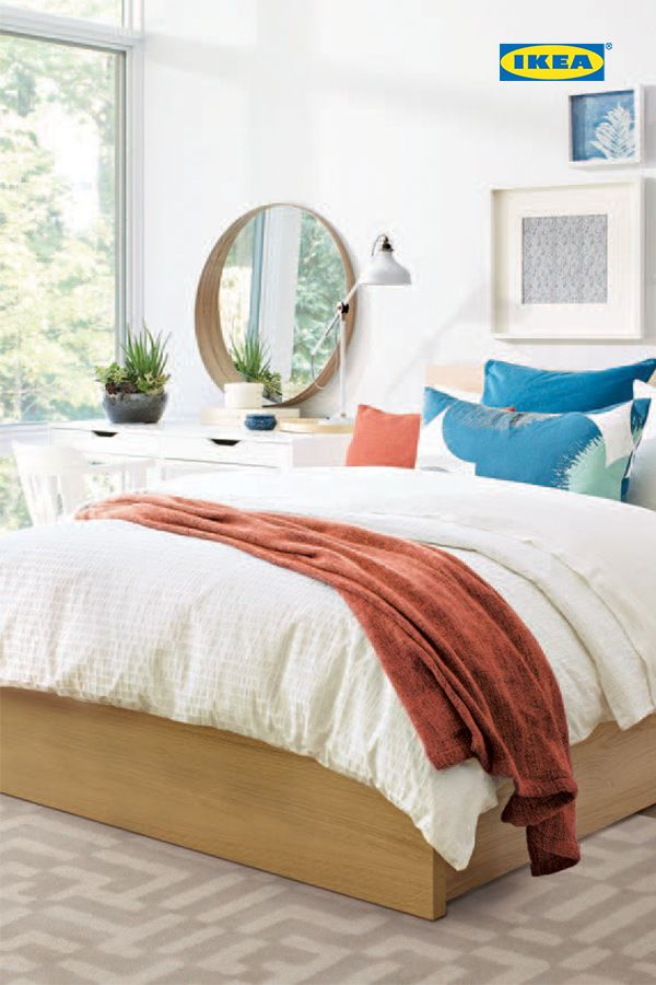 Sleep soundly. The Bedroom Event is on now, with 15% OFF all bed frames. May 1–22. SHOP NOW