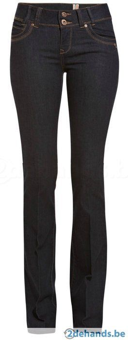"""Donkerblauwe jeans v. New look tall - Maat 42 /35"""""""