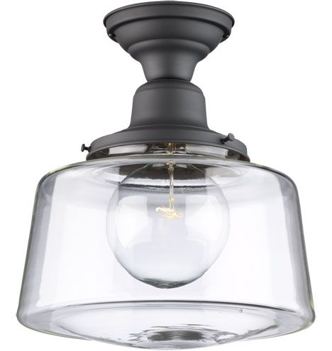 Jefferson Classic Flush Ceiling Fixture | Item #A8513 + $75 (appx.) for LED version Avail. end of March (new product)