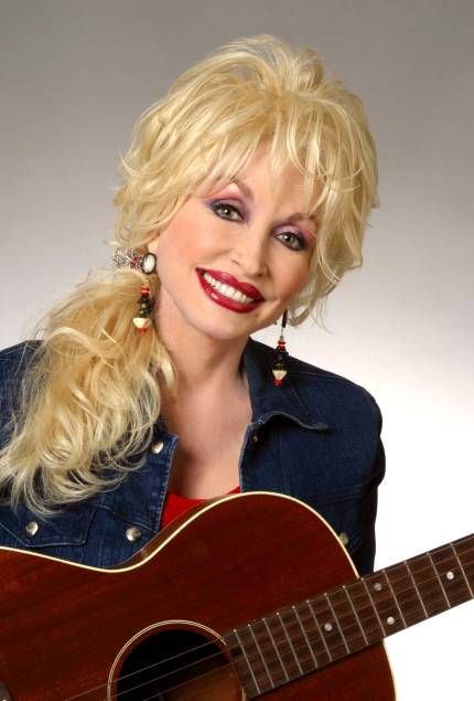 Dolly Parton, singer/lyricist and savy businesswoman. Admire her creativity, insight and heart. For someone who openly admits to much of her outside being artificial...she's one of the most authentic people in the world.
