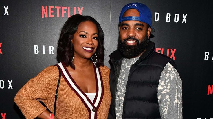 Kandi Burruss Has Fans Guessing Her Family's Costumes: Check Out Todd Tucker And Ace Wells Tucker's Looks