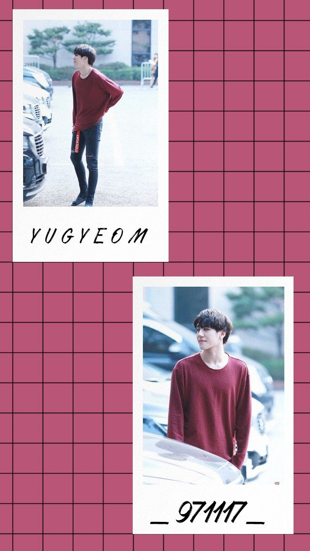 Yugyeom Got7  lockscreen kpop