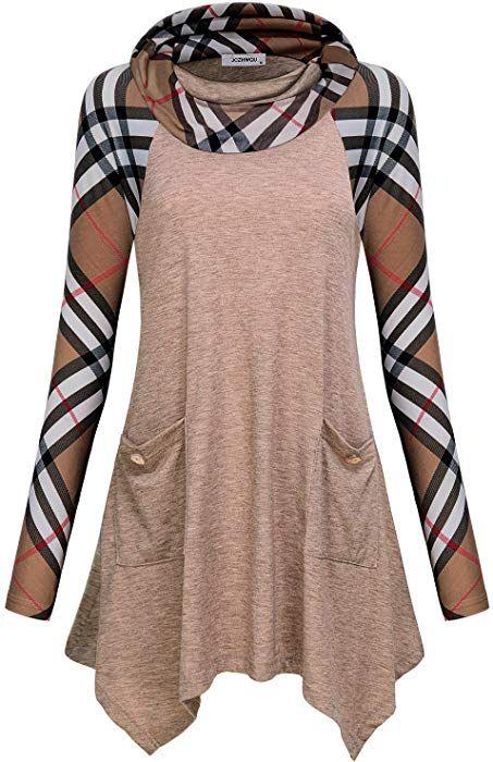 7ac5c69952a7 Amazon.com  JCZHWQU Boho Tunics for Women