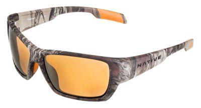 Native Eyewear Ward TrueTimber HTC Polarized Sunglasses - TrueTimber HTC/Bronze Mirror