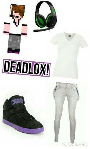 Deadlox girl outfit ♡
