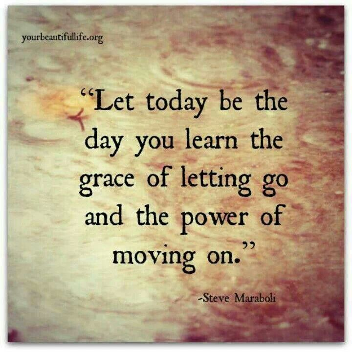 38 Best Let Go And Move On Images On Pinterest