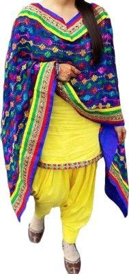 Raagvi Cotton Printed Salwar Suit Dupatta Material Price in India - Buy Raagvi Cotton Printed Salwar Suit Dupatta Material online at Flipkart.com