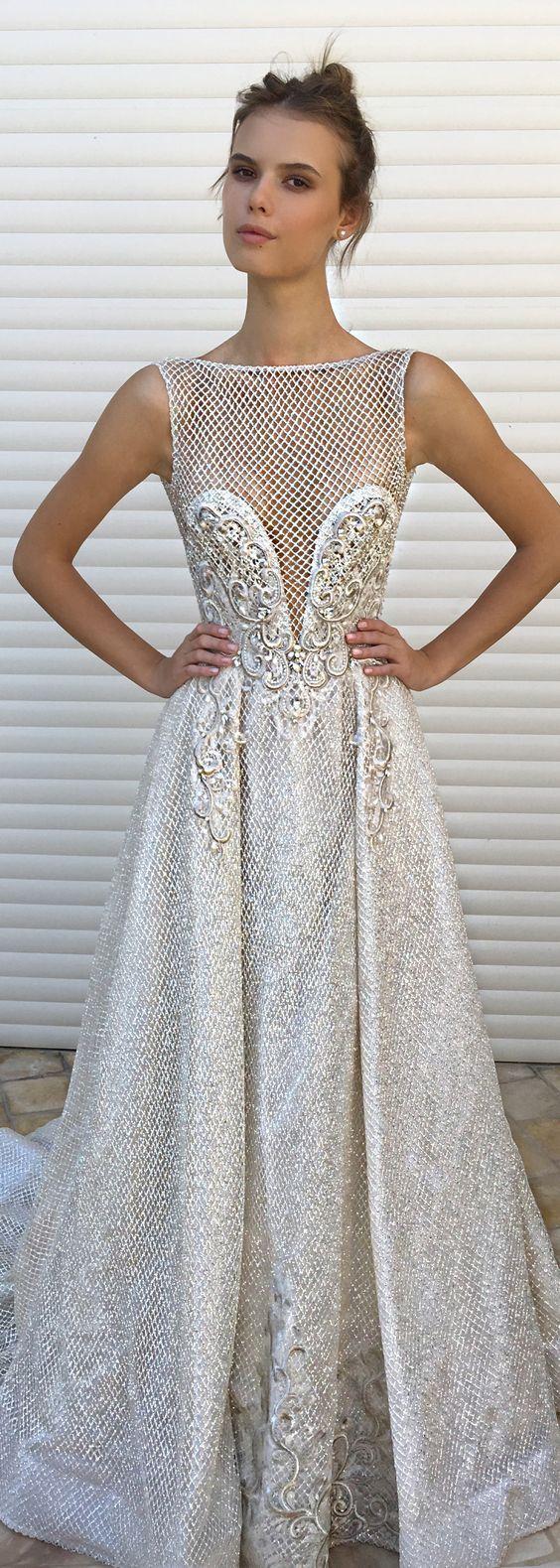 Berta Bridal Fall Wedding Dresses 2017 / http://www.deerpearlflowers.com/berta-fw-2017-wedding-dresses/2/