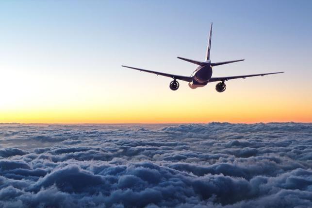Utazás repülővel