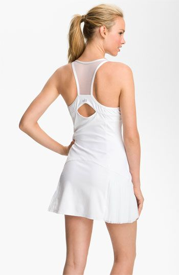 Love this tennis dress!