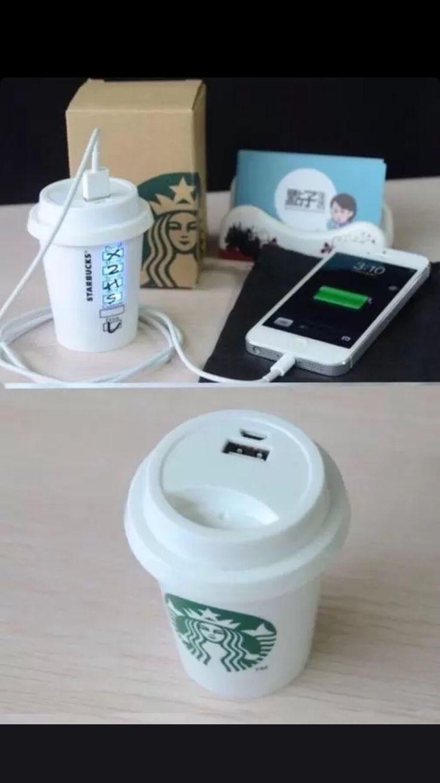 Starbucks charger
