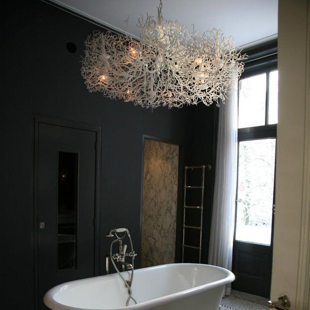 kronleuchter bad | möbelideen - Kronleuchter Für Badezimmer