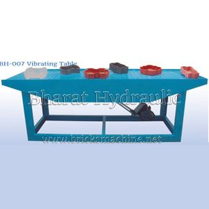Automatic Vibrating Table Plant