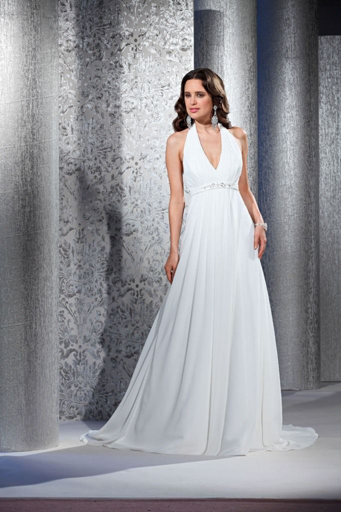 Svatební šaty - Catány