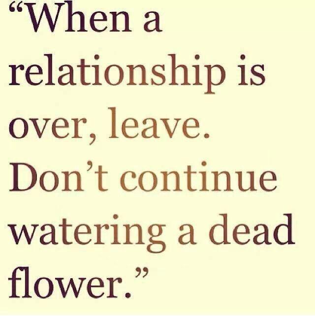 How do i get over a bad relationship