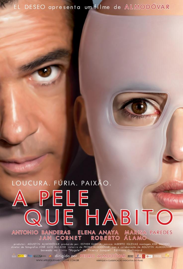 La Piel que Habito (The skin I live in) By Pedro Almodóvar - With Antonio  Banderas, Elena Anaya and Marisa Paredes.
