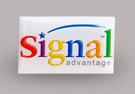 Signal Advantage – the name badge specialists