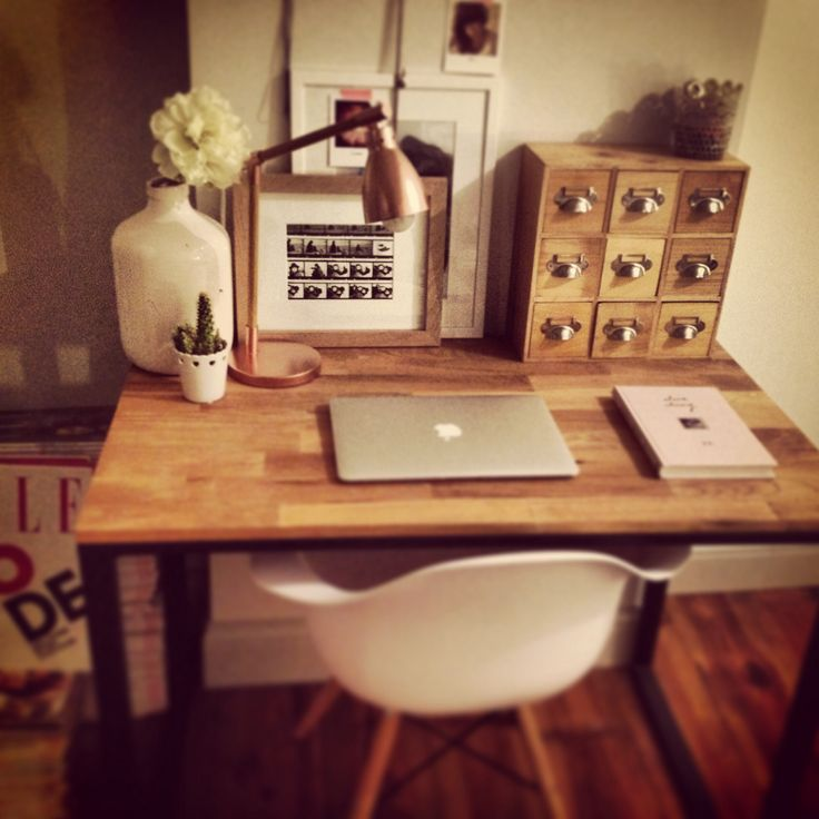 Work Space #cuivre