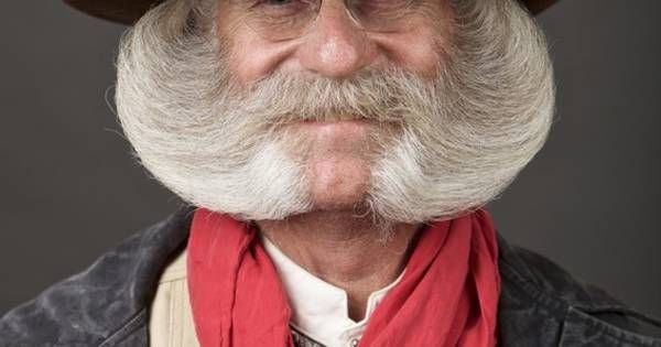 Bow Before These Mighty Beards and Mustaches From the 2014 World Beard and Mustache Championships.