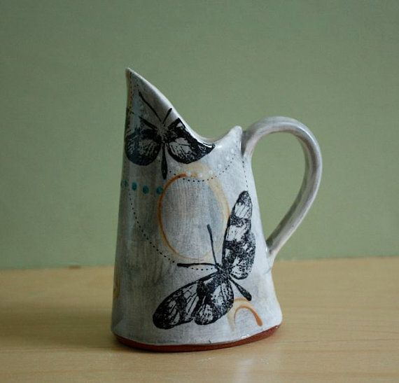 1000 Images About Pottery Butterfly On Pinterest