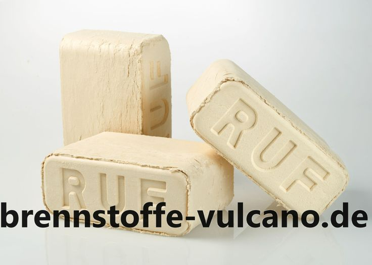 Holzbriketts aus reinem Hartholz Vulcano Spitzen Qualität