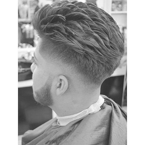 Top Unordentliche Frisuren für Jungs  37 Unordentliche Idee für dickes Haar