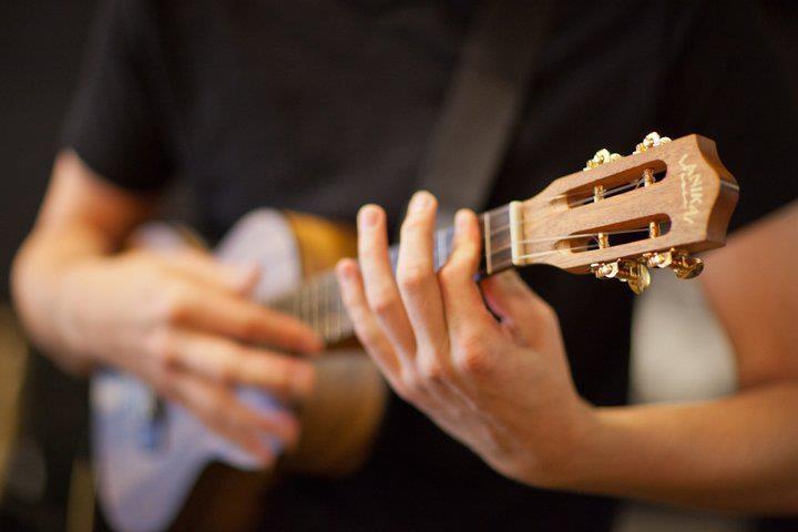 Lanikai ukulele headstock