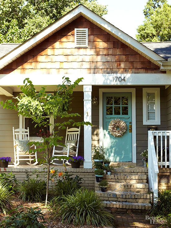 Become the best-looking house in the neighborhood in just a weekend. Fix up your home's exterior with these easy and affordable ideas.
