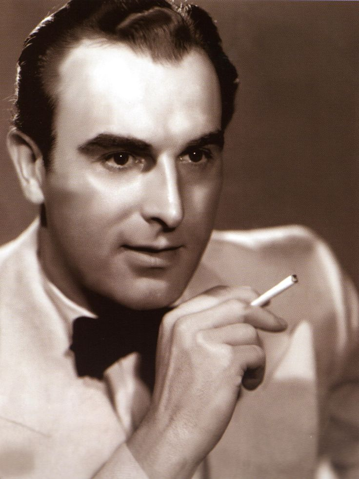 Raoul Schranil (1910-1998), popular Czechoslovak film actor. One of the most often chosen actor, even in 1937 he performed in 10 movies.