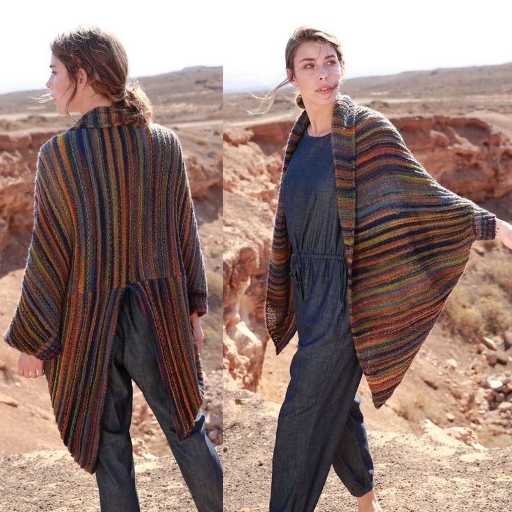 21.11.2017 in the ARD buffet: casual shawl vest -…