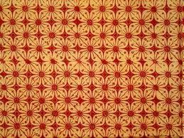 batik kawung picis