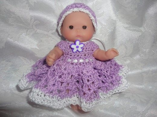 301 Best 5 Inch Doll Clothes Images On Pinterest Crochet Doilies