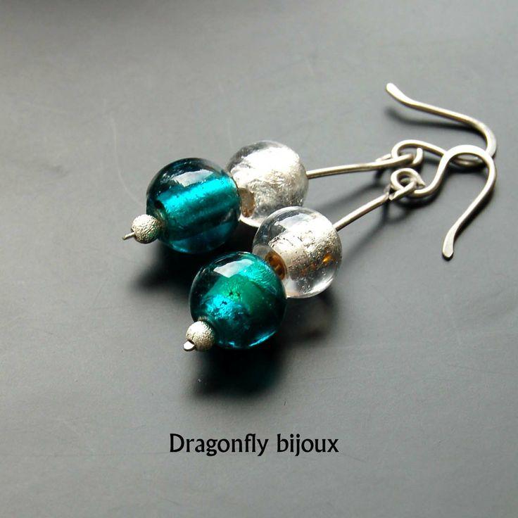 handmade earrings http://dragonflysjewelry.blogspot.cz/
