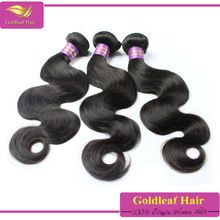 Virgin Brazilian Hair, Virgin Brazilian Hair direct from Qingdao Goldleaf Hair Products Co., Ltd. in China (Mainland)
