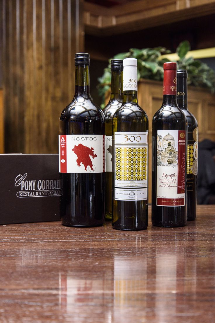 Greek Wines perfect with Greek Meals