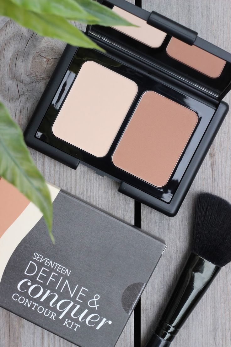 SEVENTEEN Define and Conquer Contour Kit.