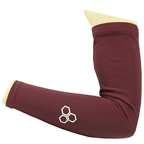 Mcdavid Classic 656 Compression Arm Sleeve Single Maroon Medium >>> Additional info @ http://www.myvacationdestinations.com/fitness_store/mcdavid-classic-656-compression-arm-sleeve-single-maroon-medium/?wx=170716005737