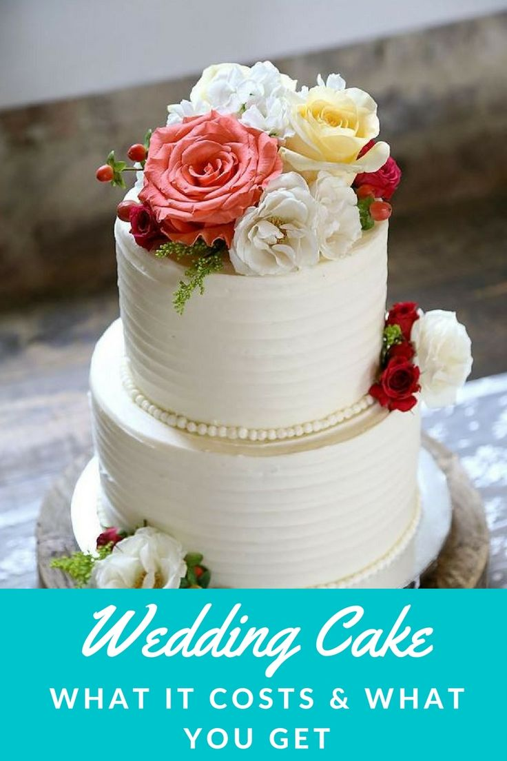 Wedding Cake Costs What You Get