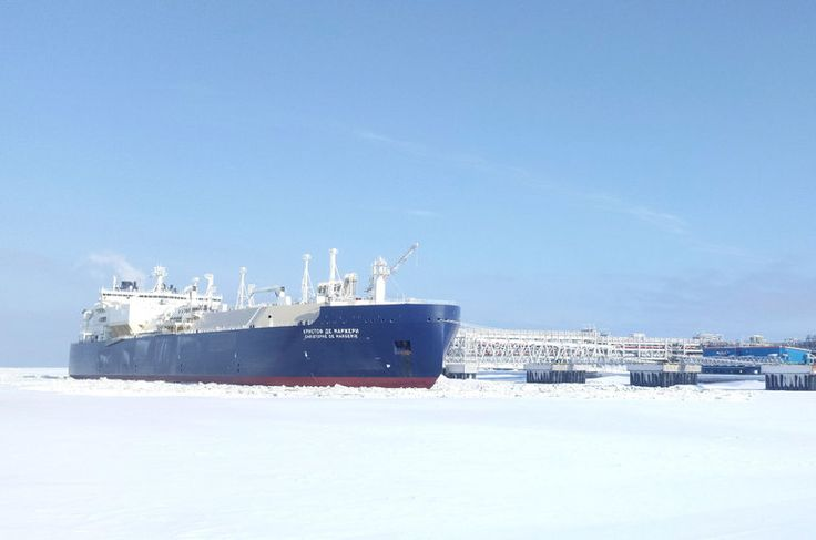 As the ice melts, a Russian tanker sets a record, and sets off worries about the fragile environment. (2017-08-26 NYTimes)