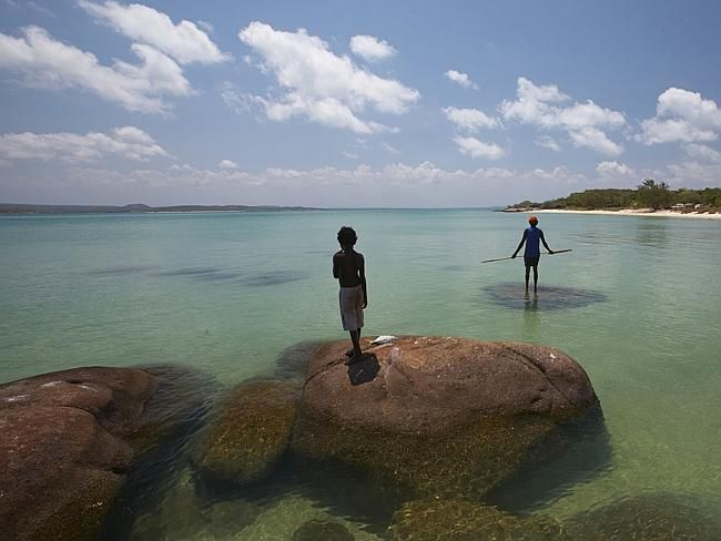 Australia Holiday/Vacation perfection. Prepare for bragging rights once you've visited Arnhem Land in the Top End, one of Australia's last frontiers. Travellers can cruise along t...